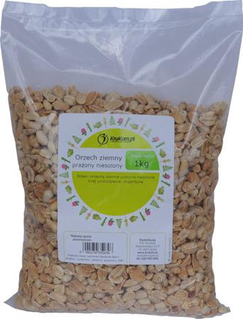 Orzechy ziemne prażone bez soli 1kg